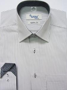 Koszula wizytowa w paski